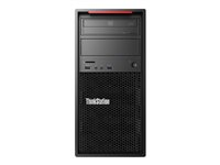 Lenovo ThinkStation P320 - tower - Core i7 7700K 4.2 GHz - 16 GB - 512 GB 30BH000BMT
