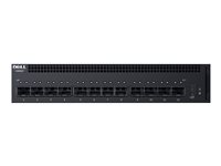 Dell Networking X4012 - Switch - L2+ - Styrt - 12 x 10 Gigabit SFP+ 210-AEOQ