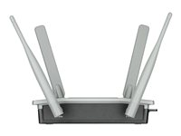 D-Link AirPremier N Simultaneous Dual Band PoE Access Point with Plenum-rated Chassis DAP-2690 - Trådløst tilgangspunkt - Wi-Fi DAP-2690
